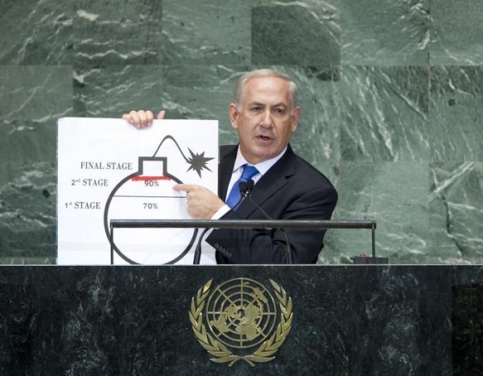 Британия: Нетаньяху нагло солгал с трибуны ООН про ядерное оружие Ирана