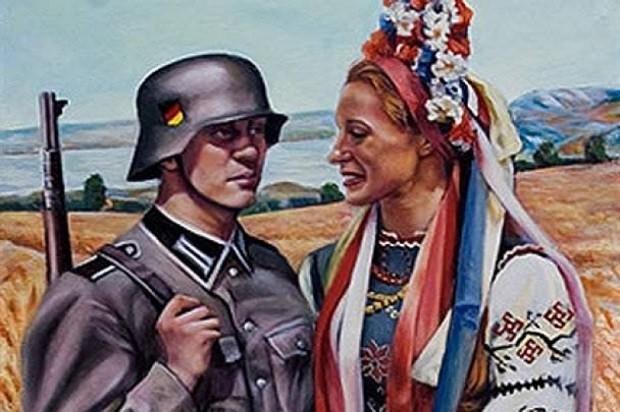 СБУ Украины на службе фашистской Германии: «Немецкая оккупация – это было хорошо»