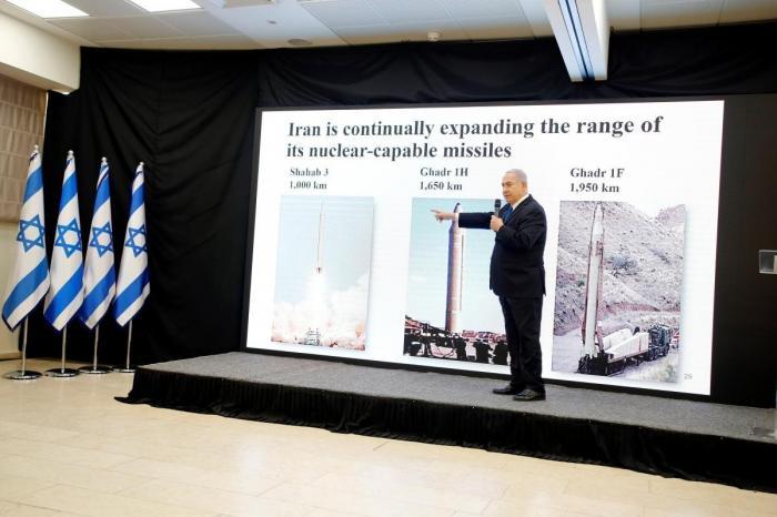 Зачем Беня Нетаньяху устроил «цирк» против Ирана