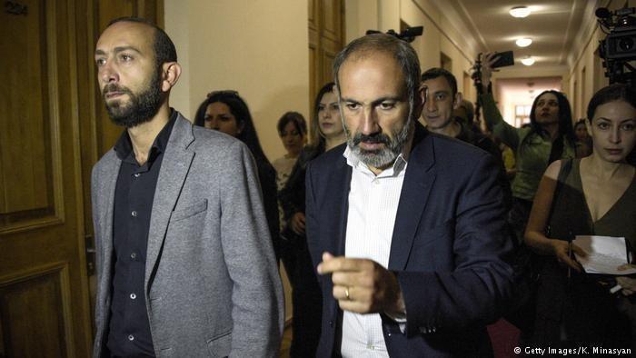Никол Пашинян не смог стать главой правительства Армении