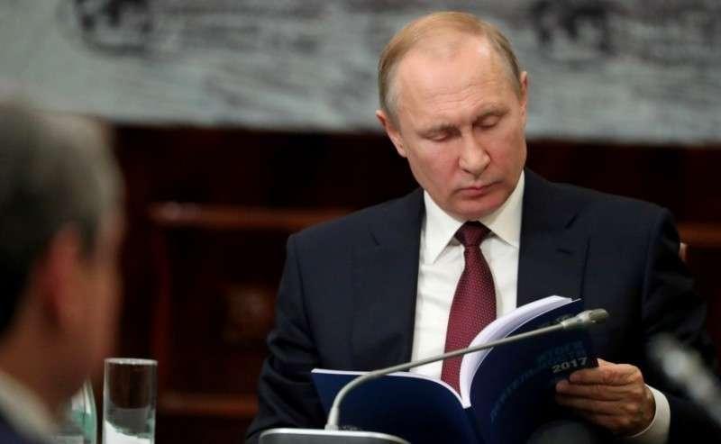 Французский аналитик: Путин умеет играть в шахматы, но никому не хочет ставить мат