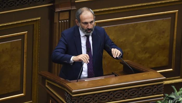 Пашинян после проигрыша призвал майдан блокировать все дороги Армении