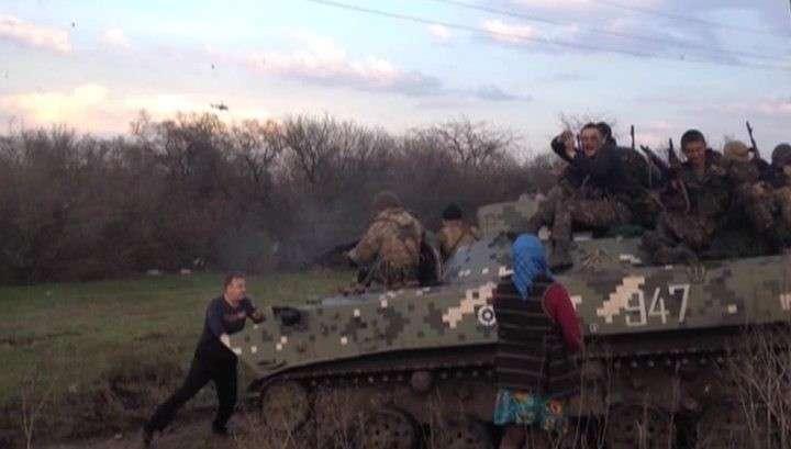 Карательная война в Донбассе: с чего все начиналось?