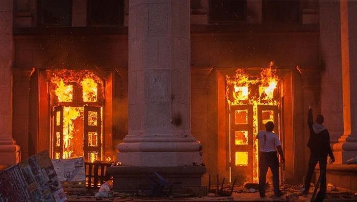Сожжение в одесском Доме профсоюзов: за убийство людей пока не ответил никто