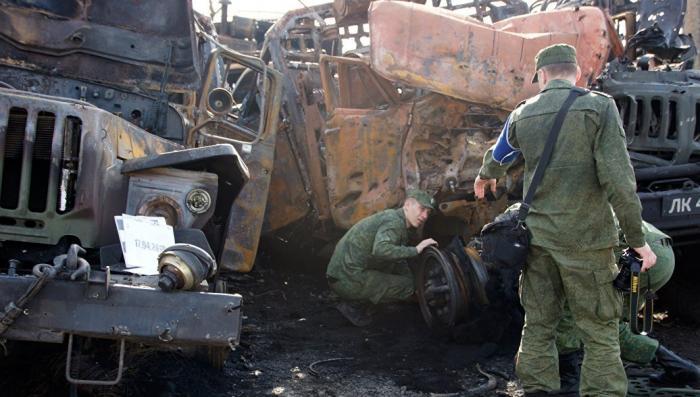 Глава ЛНР заявил о весеннем наступлении карателей ВСУ