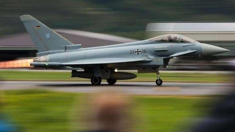 Contra Magazin: Германские военные лётчики увольняются из бундесвера из-за нежелания воевать против России
