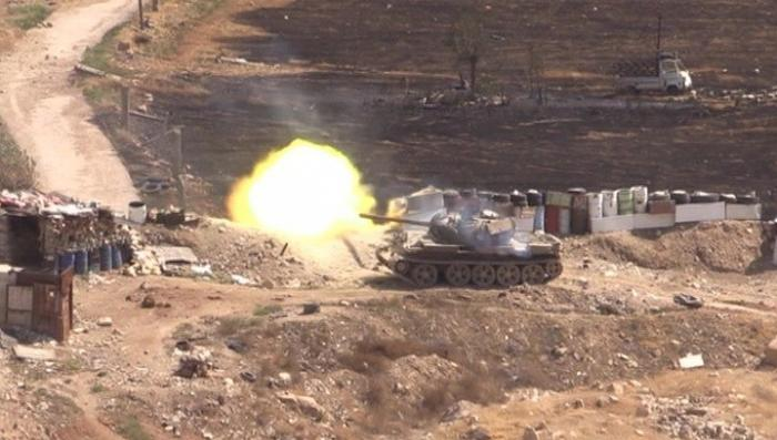Сирия: сражение за последний район Дамаска. Эксклюзивный репортаж Евгения Поддубного