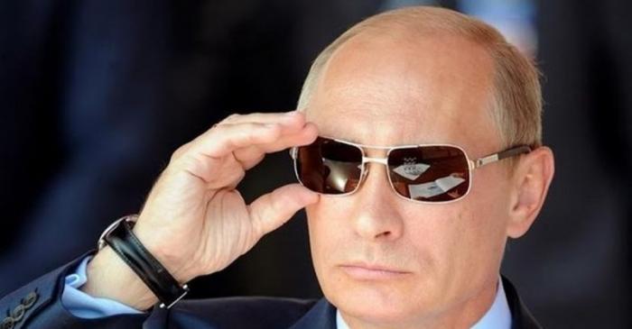Мирный май 2018-го почему? Потому что Россия готова к войне!