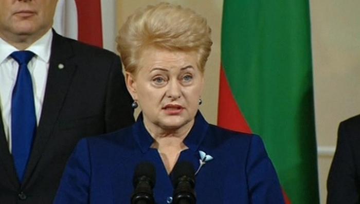 Президенту Литвы «валютной Дале» грозит импичмент