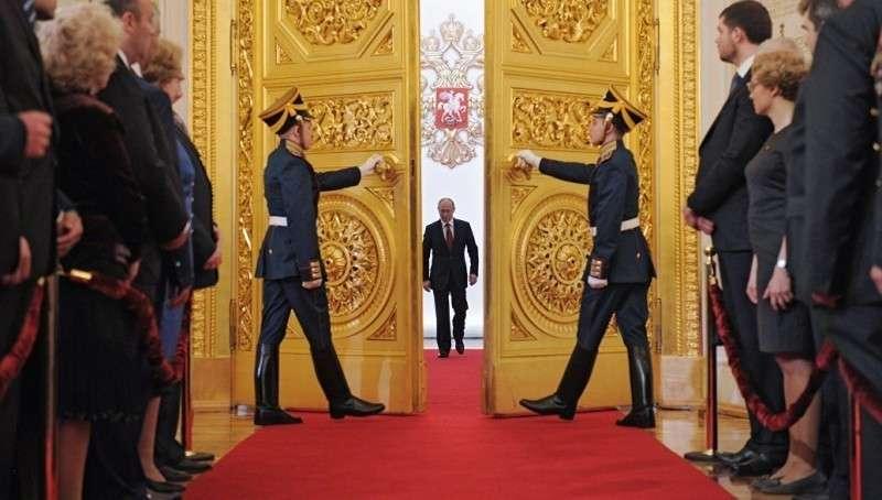Подробности инаугурации президента России Владимира Путина