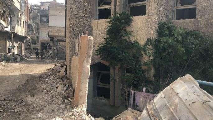 Сирия: штурм контролируемого ИГИЛ лагеря Ярмук