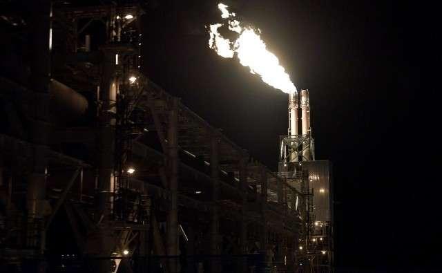 Завод по сжижению природного газа «Ямал-СПГ»