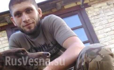 Киев: «киборга» добивали молотком но не добили