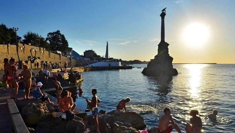 Крым готовят к покорению российских и украинских туристов но он не готов