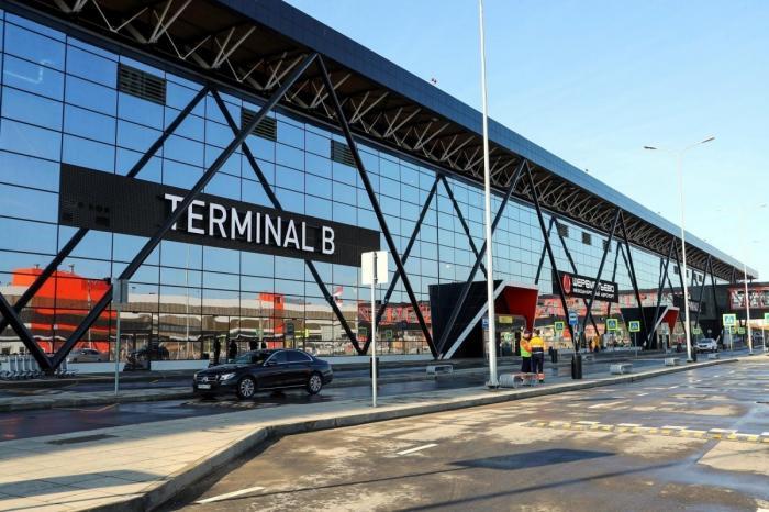 Из нового терминала «В» аэропорта Шереметьево отправлен первый рейс