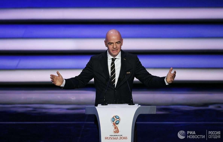 ФИФА: Россия полностью готова принять весь мир и провести незабываемый праздник – ЧМ-2018