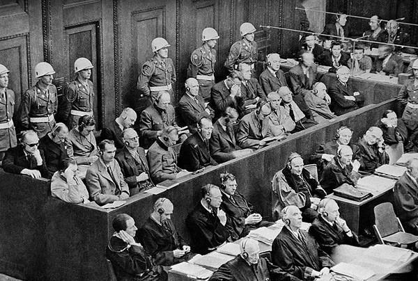 Почему Виндзоры боялись Нюрнбергского процесса над нацистами