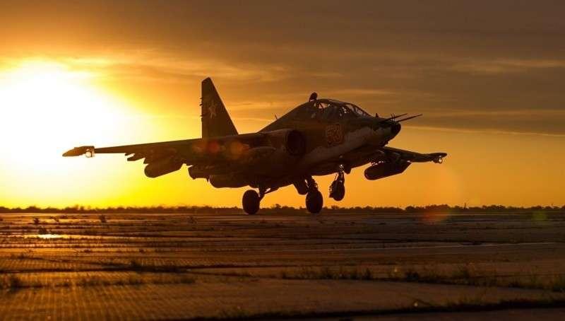Чем опасен модернизированный штурмовик Су-25СМ3 ВКС. Умные СуперГрачи