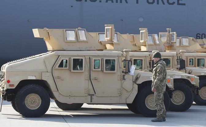 ЗРК Патриот не справляется. Пентагон затыкает дыры ПВО «джихад-мобилями»