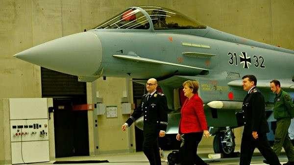 Немецкие СМИ: хотите правду о ВВС Германии? Из 128 истребителей исправны менее 10