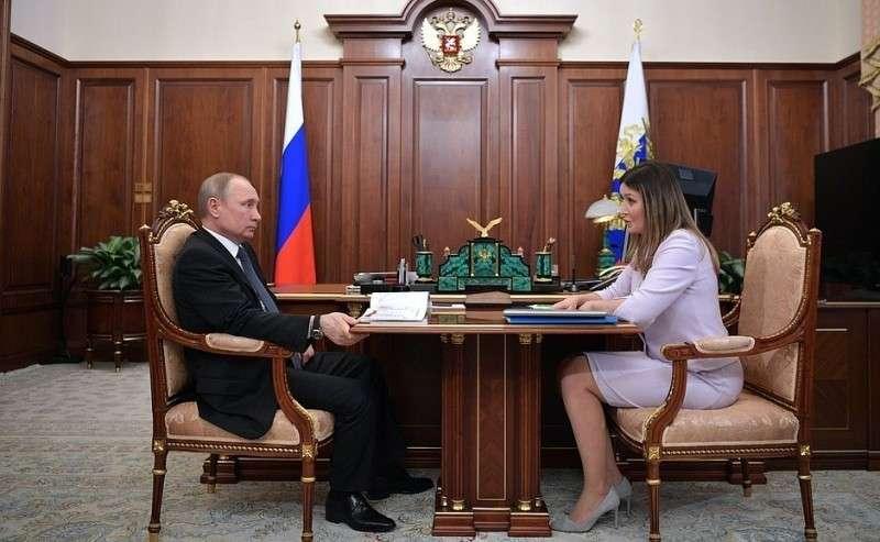 Встреча сгенеральным директором Агентства стратегических инициатив Светланой Чупшевой.