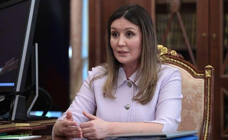 Генеральный директор Агентства стратегических инициатив Светлана Чупшева.