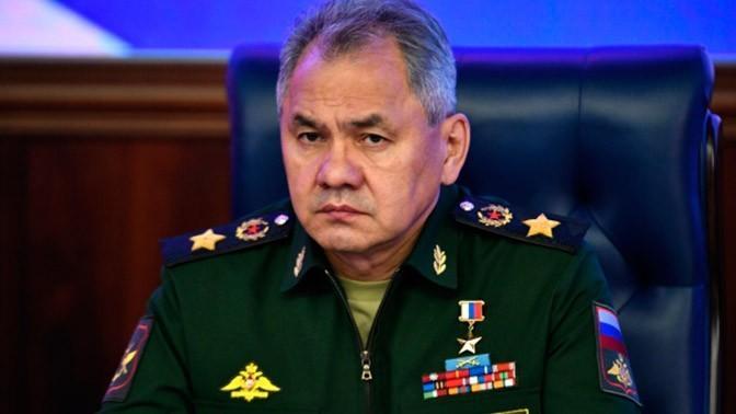 Сергей Шойгу провел переговоры с командующим ливийской армией маршалом Халифой Хафтаром
