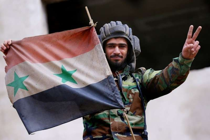 В Сирии разгромили американских наёмников в южном котле анклава ИГИЛ* на юге Дамаска