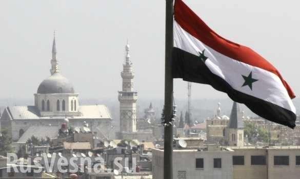 Россия может предотвратить новую войну «на дымящихся развалинах Сирии», — СМИСША | Русская весна