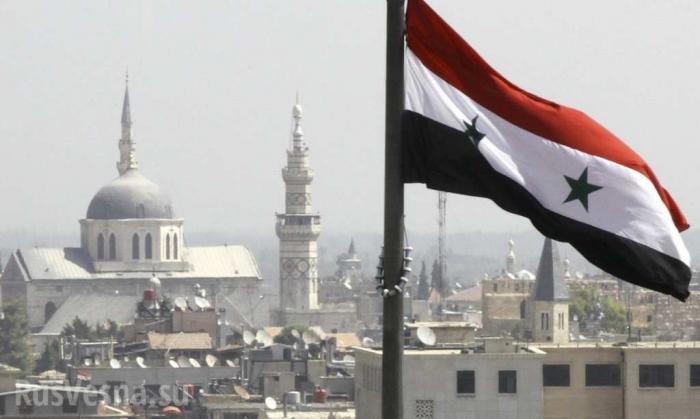 Россия может предотвратить новую войну «на дымящихся развалинах Сирии», СМИСША