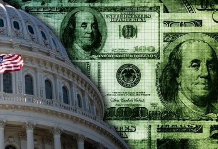 Мировой Финансовый Кризис. Оценка сроков наступления суверенного дефолта США