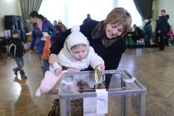 Референдум в Крыму состоялся!
