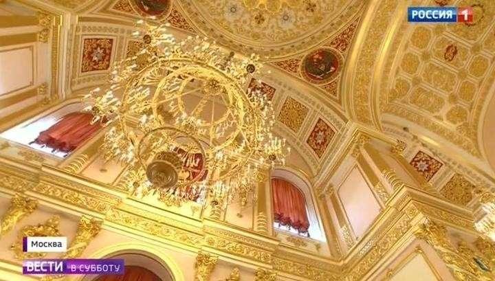 Инаугурация Владимира Путина: необыкновенная энергетика Кремля и красота со смыслом