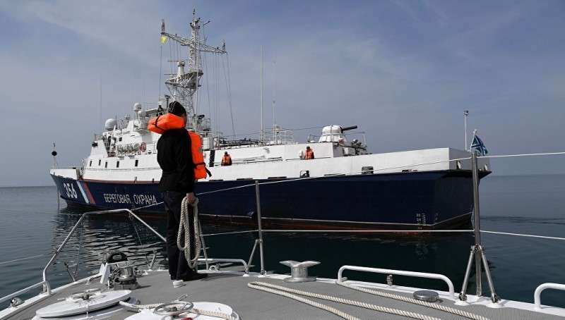 Россия в Азовском море побеждает коварно и молча: о новом антипиратском порядке