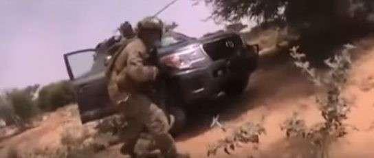 Американские наёмники из ИГИЛ расстреляли спецназ США в Нигере?