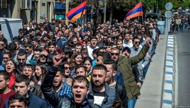 Перспективы «независимой» Армении. Геополитика «на пальцах»