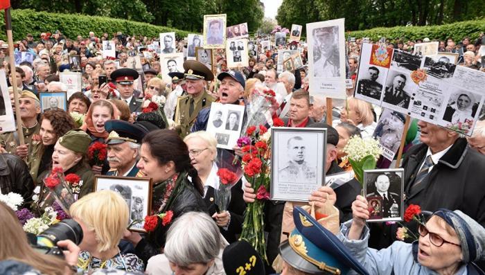 Укрохунта заявила о планах по срыву «Бессмертного полка»