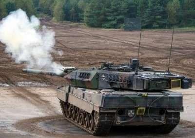 Сара Вагенкнехт: гонку вооружений раскручивает не Россия, а НАТО