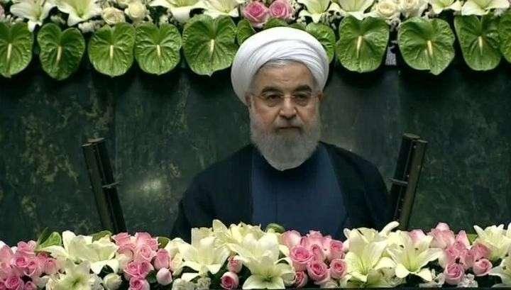 Президент Ирана Роухани заявил, что пиндосы пожалеют, если выйдут из ядерной сделки