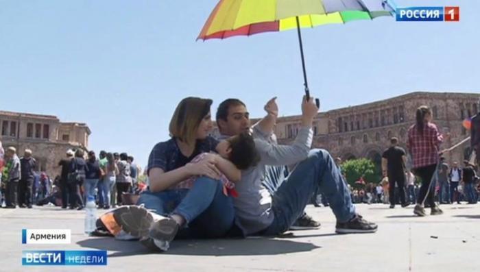 В Армении обманутые паразитами люди почти на сутки парализовали страну
