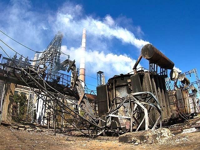 Разрушение Украины набирает обороты. Еврейская хунта всерьёз взялась за ликвидацию страны