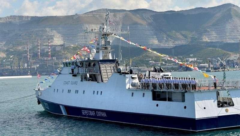 Крымские пограничники отработают борьбу с пиратством в Азовском море
