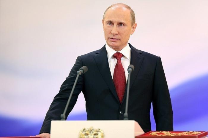 Инаугурация 2018 Владимира Путина. Прямая трансляция!