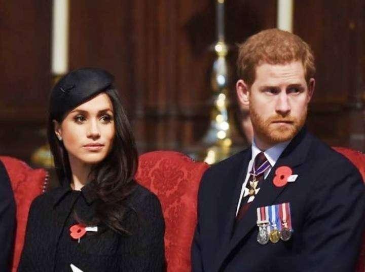 Бастард Гарри и негритянки Маркл: а кормить на свадьбе никто не обещал