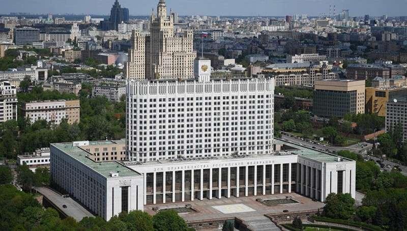Правительство России ушло в отставку в полном составе