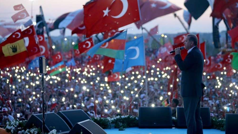 Турция поставила задачу уничтожить всех вооруженных курдов в Сирии и Ираке