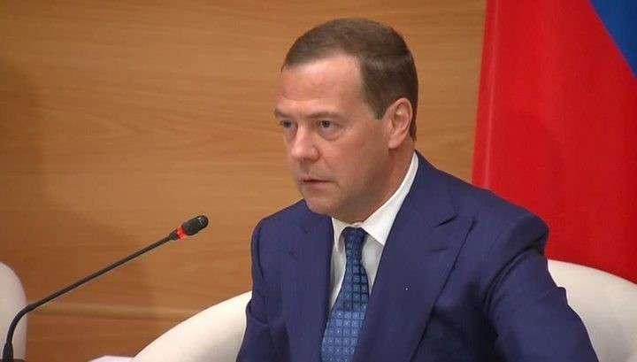 Дмитрий Медведев назвал кандидатов в свой кабинет