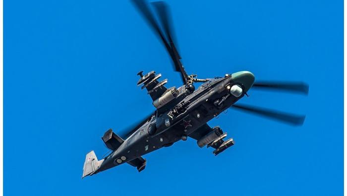 Во время инаугурации произошло крушение вертолета Ка-52 в Сирии