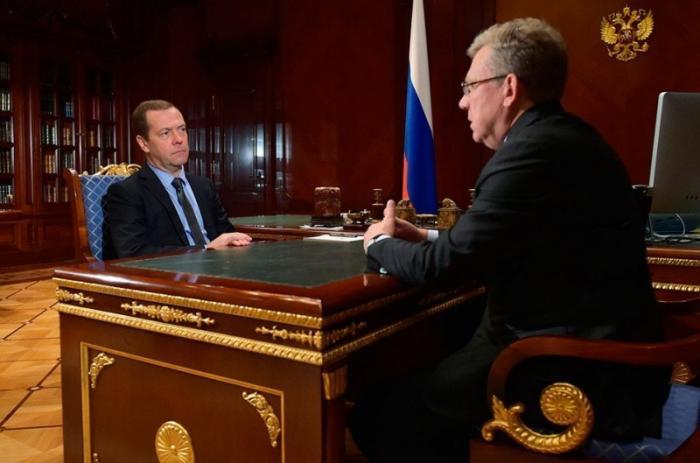 Дмитрий Медведев опять премьер-министр, а Кудрин пролетает