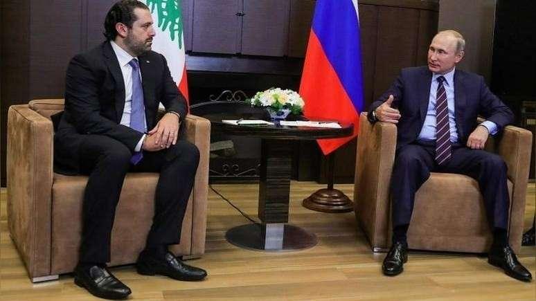 После победы в Сирии Россия заинтересовалась Ливаном